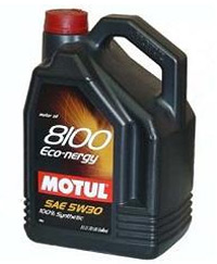 MOTUL 8100 eco-nergy 5W30 5л синт.(102898)